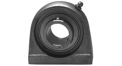 UCTBL207-21MZ2B AMI 1-5//16 ZINC WIDE SET SCREW BLACK TAPPED BASE PILLOW BLOCK