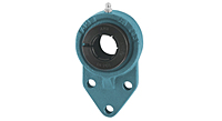 Accu-Loc® Concentric Collar Locking Three-Bolt Flange Bracket Unit, UEFB200 Series