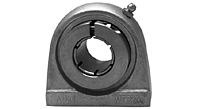 Accu-Loc® Concentric Collar Locking Tapped Base Pillow Block Unit, UEMTB200MZ20 Series