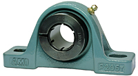 Accu-Loc® Concentric Collar Locking Pillow Block Unit, UEPX00 Series