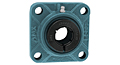 Accu-Loc® Concentric Collar Locking Four-Bolt Flange Unit, UEF200 Series
