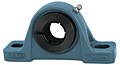 Accu-Loc® Concentric Collar Locking Low Base Pillow Block Unit, UELP200 Series