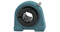 Accu-Loc® Concentric Collar Locking Tapped Base Pillow Block Unit, UEPA200 Series