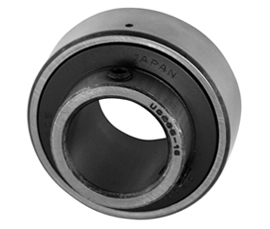 25MM NORMAL WIDE CYL O.D AMI: UR205 FACTORY NEW! SET SCREW BEARING INSERT