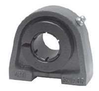 Accu-Loc® Concentric Collar Locking Tapped Base Pillow Block Unit, UESHE200 Series