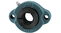 Accu-Loc® Concentric Collar Locking Two-Bolt Flange Unit, UETFT200 Series